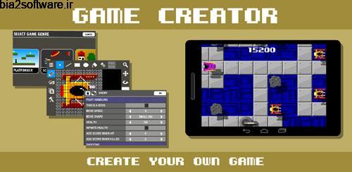 Game Creator ساختن بازی برای اندروید