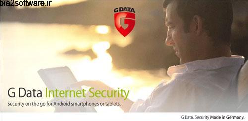 G DATA INTERNET SECURITY v25.8.48b39158 آپ امنیتی و آنتی ویروس جی دیتای اندروید