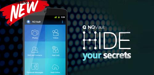 NetQin Vault-Hide SMS, Pics & Videos v6.0.02.22 امنیتی برای اندروید