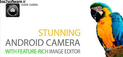 Slider Camera PRO v1.4 دوربین حرفه ای اسلایدر اندروید