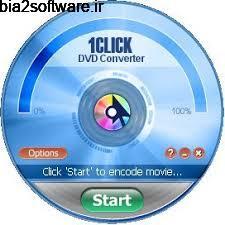 استخراج فیلم از دی وی دی 1CLICK DVD Converter 3.1.1