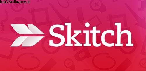 Skitch – Snap. Mark up. Send. v2.8.4 علامت گذاری روی عکس های اندروید
