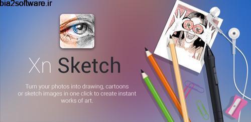 XnSketch Pro v1.50 تبدیل عکس به طراحی نقاشی اندروید
