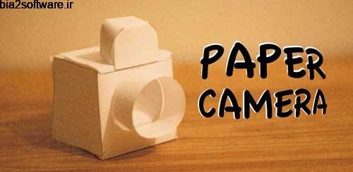 Paper Camera v4.4.2 دوربین کاغذی برای اندروید