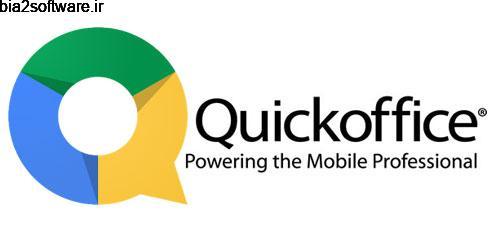 Quickoffice v6.5.1.12 کوئیک آفیس برای اندروید