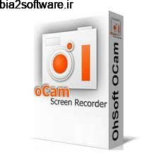 فیلم برداری و عکسبرداری از محیط دسکتاپ oCam Screen Recorder Pro 364.0