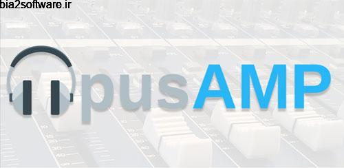 OpusAMP Premium – Audio Player v1.0.1.5 موزیک پلیر حرفه ای اندروید
