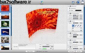 تولید تصاویر 3 بعدی  3D Image Commander 2.20 Windows