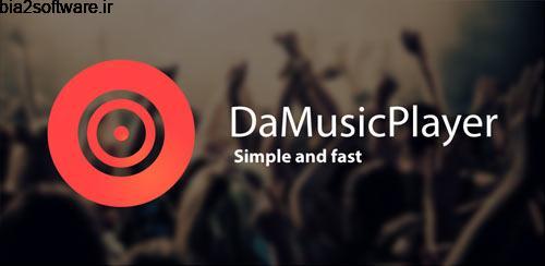 DaMusicPlayer Pro v1.0 پخش موزیک برای اندروید