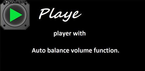 Playe Premium v1.0 پخش موزیک برای اندروید