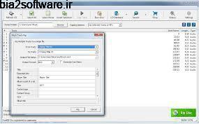 تبدیل سی دی های صوتی به MP3  FreeRIP MP3 Converter Pro 5.6 Windows