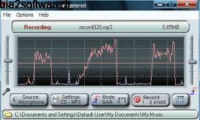 ضبط صدا از محیط ویندوز  AD Audio Recorder 1.5 Windows