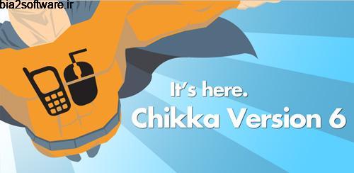 Chikka 6.1.9 پاسخ دهی سریع اس ام اس برای اندروید