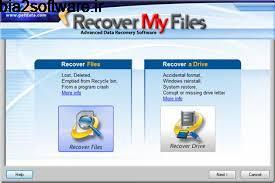 بازیابی اطلاعات GetData Recover My Files 5.2 Windows
