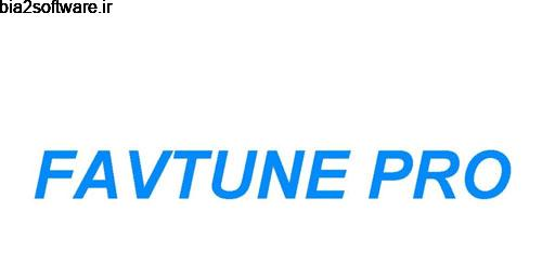 Favtune Music Player Pro v1.4 پخش موزیک برای اندروید