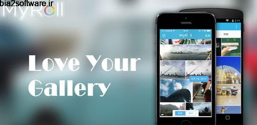 MyRoll – Smart Photo Gallery v3.2.2.2 گالری هوشمند اندروید