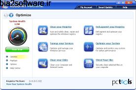 تعمیر رجیستری PC Tools Registry Mechanic 2013 v11 Windows