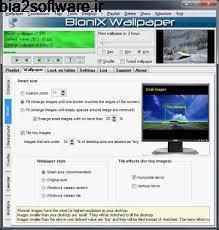 دانلود و تعویض خودکار تصویر پس زمینه دسکتاپ BioniX Wallpaper Changer 9.54.0 Windows