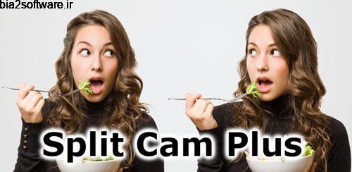 Split Cam Plus v1.15 دوربین برای اندروید