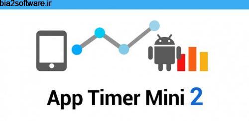 App Timer Mini 2 v2.0.107 مدیریت زمان برای اندروید