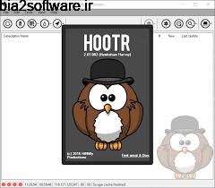 ذخیره و سازماندهی پادکست Hootr 3.00 Windows