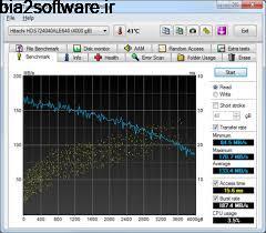تست هارد دیسک HD Tune Pro 5.75
