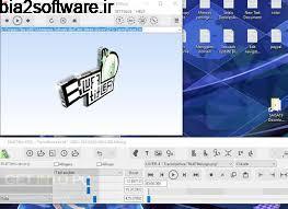 ایجاد نوشته های سه بعدی BluffTitler Ultimate 13.3 Windows