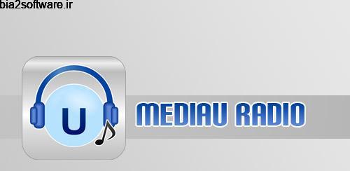 mediaU Radio Full va.1.4.3 رادیو برای اندروید