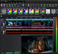 ویرایش فیلم VideoMeld 1.57 Windows