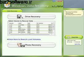 بازیابی اطلاعات Stellar Phoenix Windows Data Recovery Pro 7 Windows
