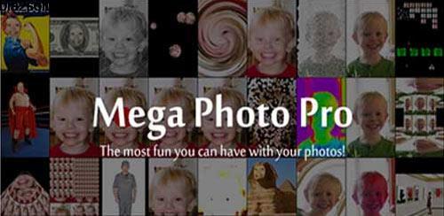 Mega Photo Pro v1.3.6  ویرایش عکس اندروید