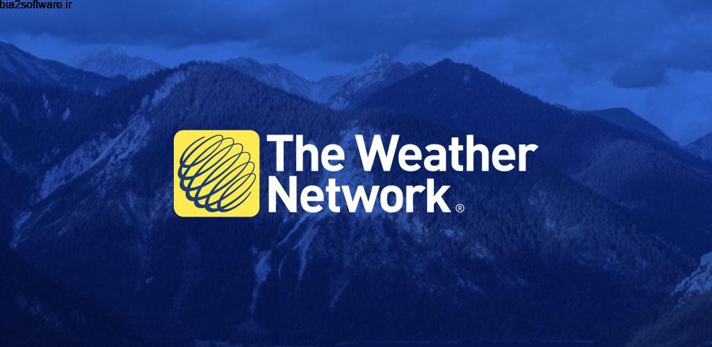 The Weather Network 7.12.2.6839 هواشناسی کامل مخصوص اندروید