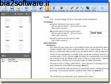 ویرایش پی دی اف WinPDFEditor 3 Windows