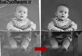 رتوش عکس های قدیمی AKVIS Retoucher 8.1.1156.14151 Windows