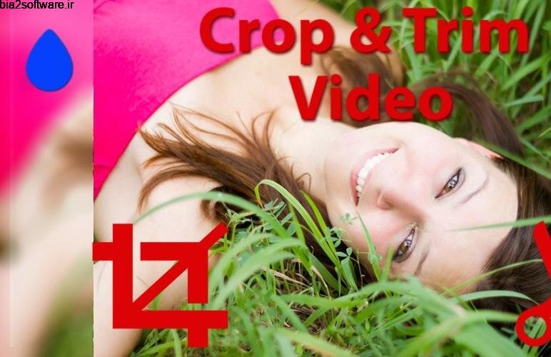 Crop & Trim Video 2.3.7 تغییر ویدئو ها
