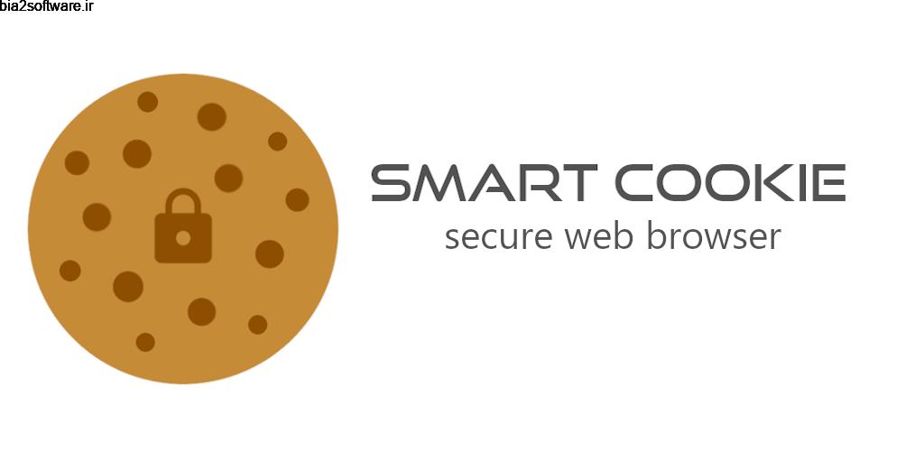 Smart Cookie Secure Web Browser: fast + private 9.1.0 مرورگر اینترنتی امن و ناشناس مخصوص اندروید