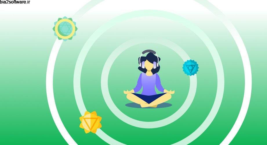 Healing Sounds, Binaural Beats, & Sound Therapy 1.3 صدا درمانی مخصوص اندروید!