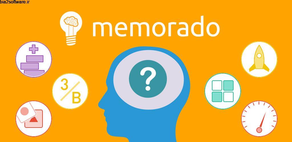 Memorado – Brain Games 2.0.8 افزایش مهارت مغز اندروید
