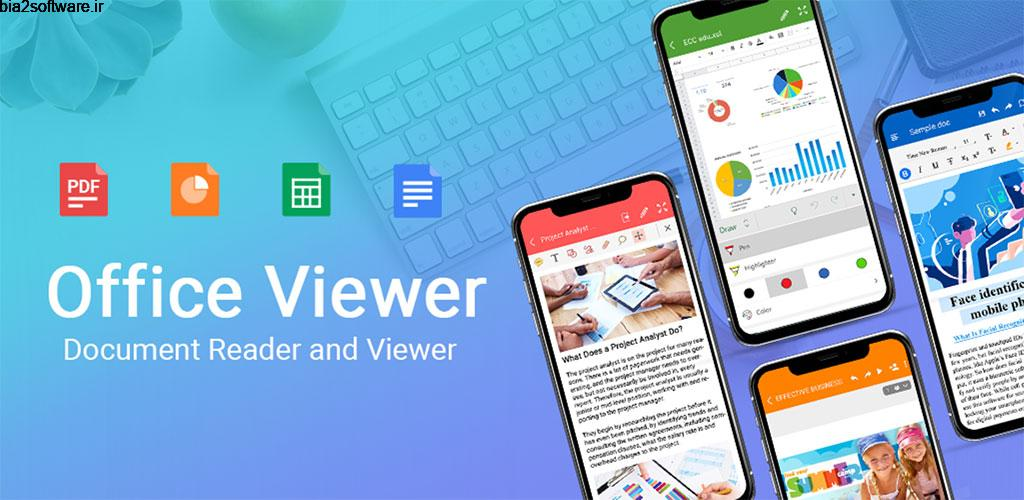 Word Office Editor, Document Viewer and Editor PRO 1.0.5 آفیس کامل همراه با امکانات فراوان مخصوص اندروید