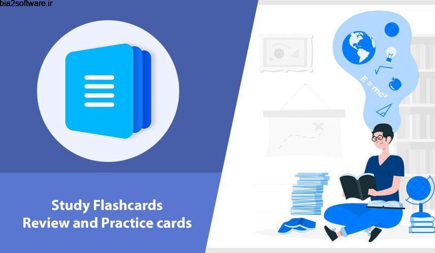 Study Flashcards 1.2 ساخت فلش کارت آموزشی برای اندروید